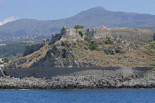 Крепость Фортецца в Ретимно