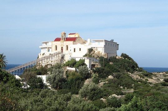 Монастырь Хрисоскалитисса на Крите неподалеку от Элафониси