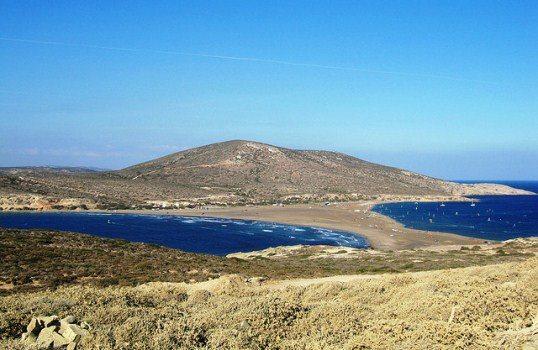 Мыс Прасониси - уникальное место Родоса