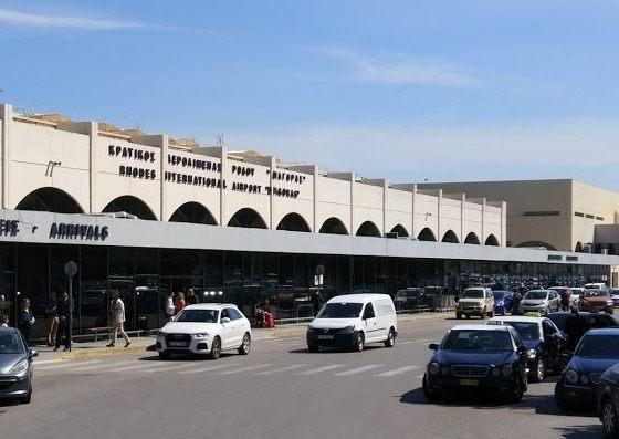 Аэропорт Родоса