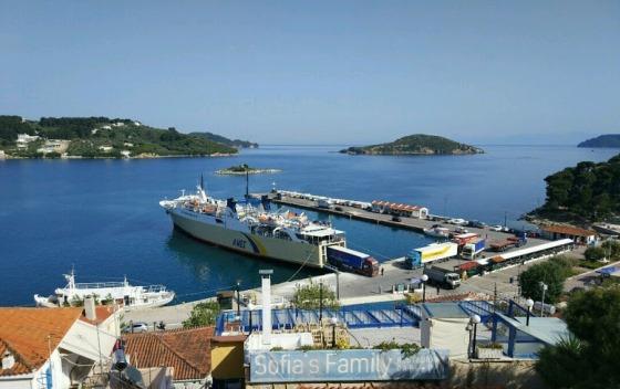 Порт Скиатоса