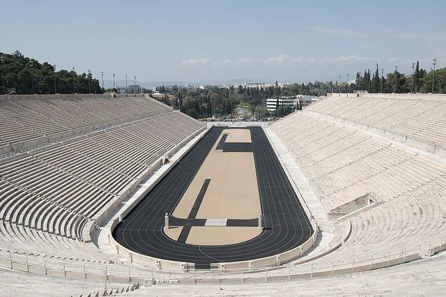 Мраморный стадион Панатинаикос – первооткрыватель современных Олимпийских игр