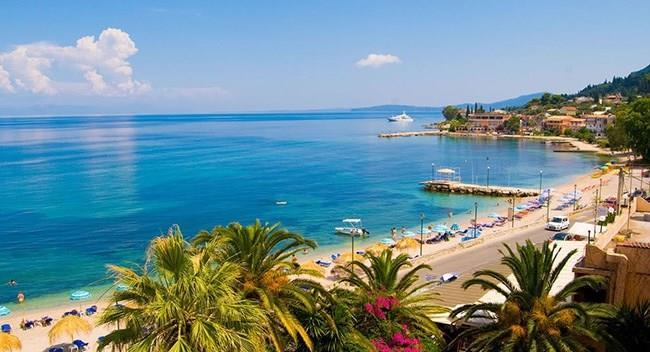 Вид на море Беницес
