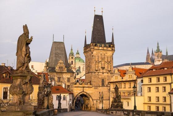 Прага прекрасна вне зависимости от сезона