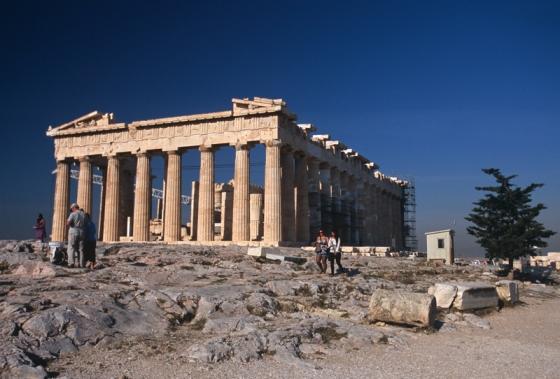 Парфенон, Афины