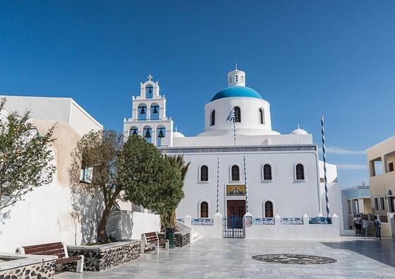 Церковь Панагия Плацани