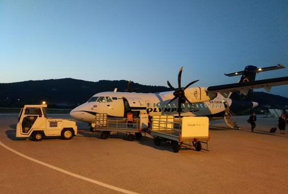 Осень - время распродаж у греческих авиакомпаний