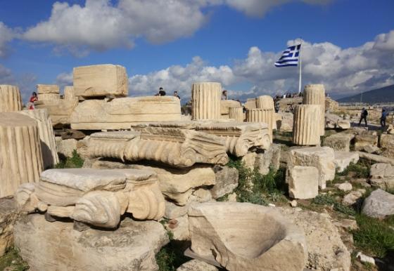 Храмы Акрополя