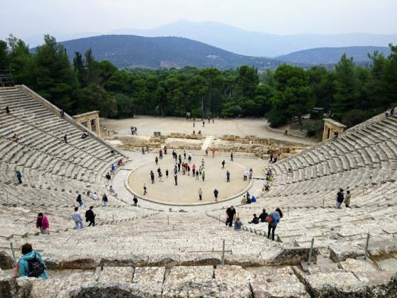 Театр Эпидавра